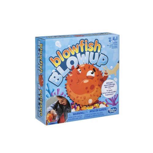 HASBRO GAMING žaidimas Blowfish Blowup